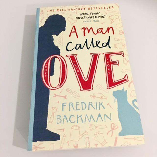 A Man Called Ove - Fedrik Backman