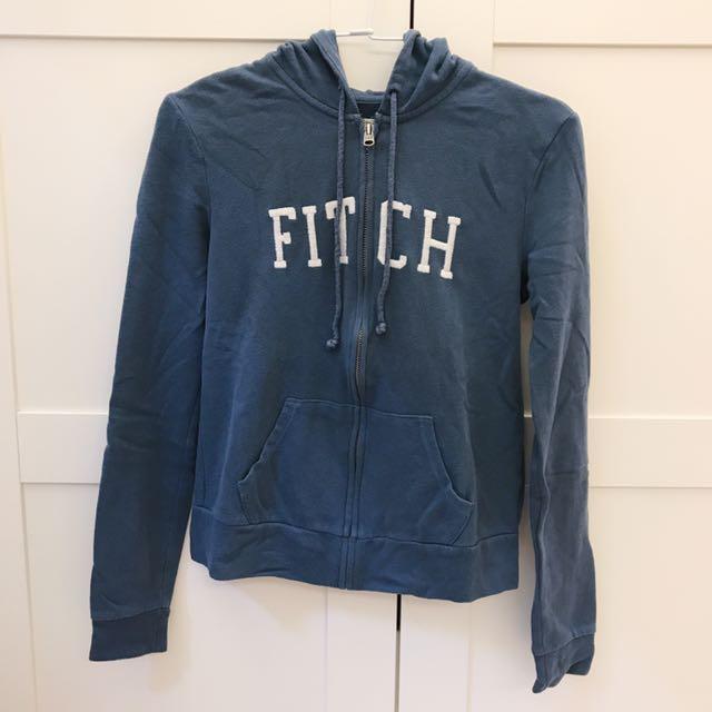 Abercrombie&fitch hoodie 連帽外套