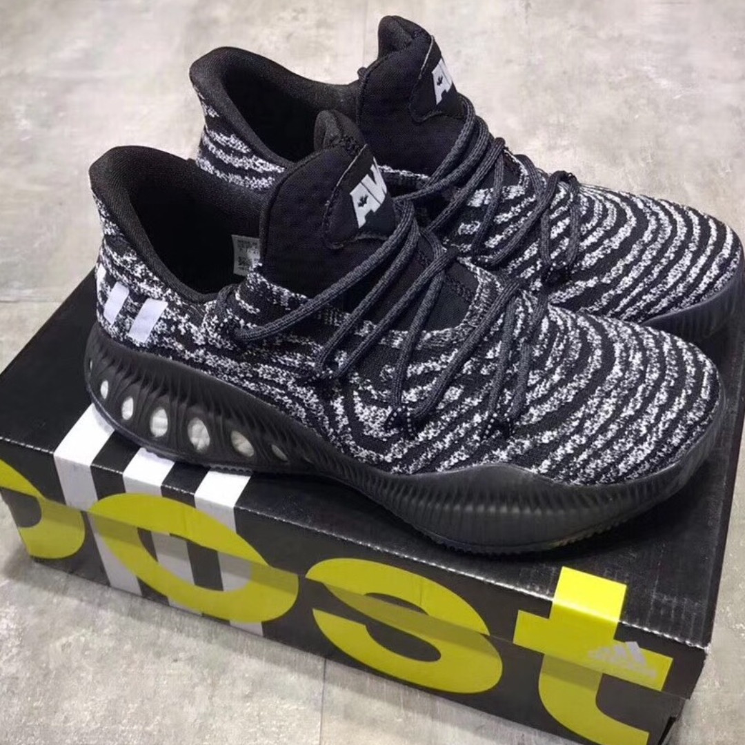 newest d6ab0 609a6 Adidas Crazy Explosive Low PK Andrew Wiggins PrimeKnit Men Basketball,  Men s Fashion, Footwear on Carousell