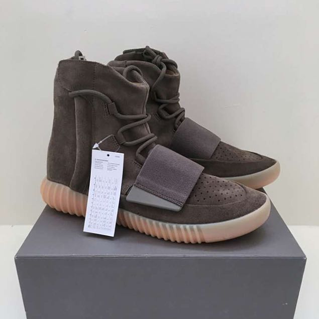3853a55368c Adidas Yeezy Boost 750  Chocolate