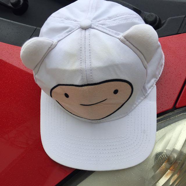 Adventure Time Snapback Cap