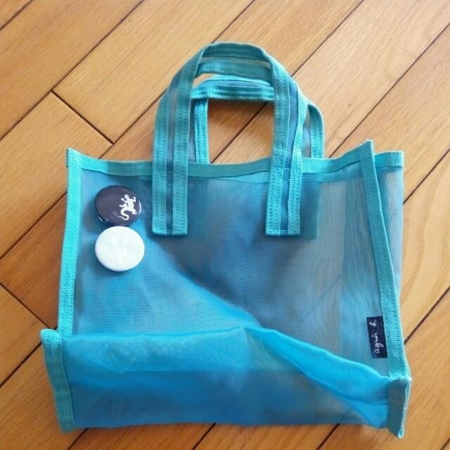 日本購回Agnes b 網包 手提包