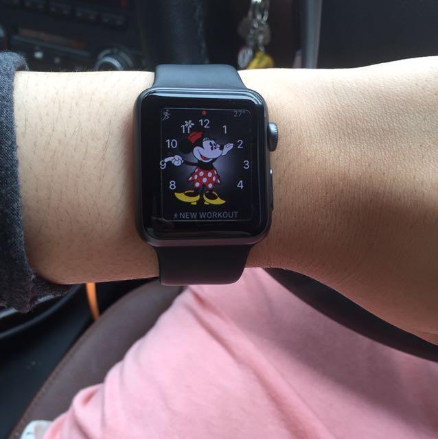 Apple watch 38 mm series 1