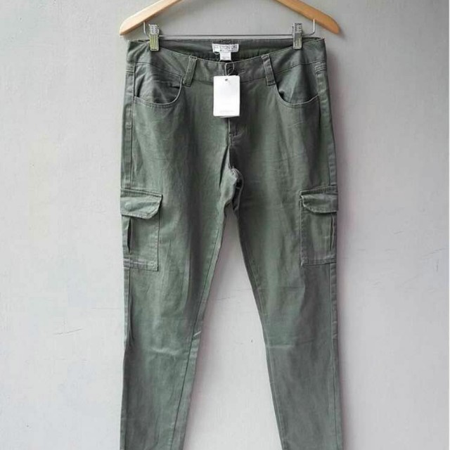 Army Pants Super Stretchy
