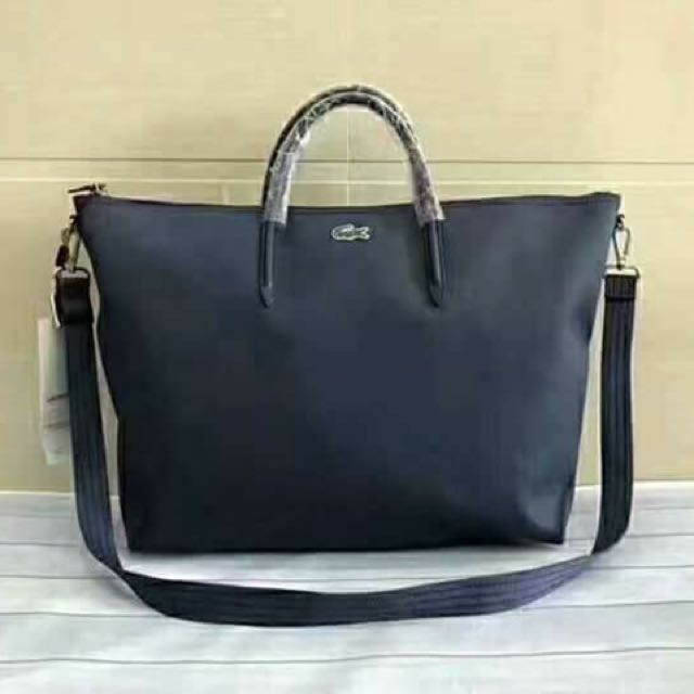 Authentic Lacoste bag