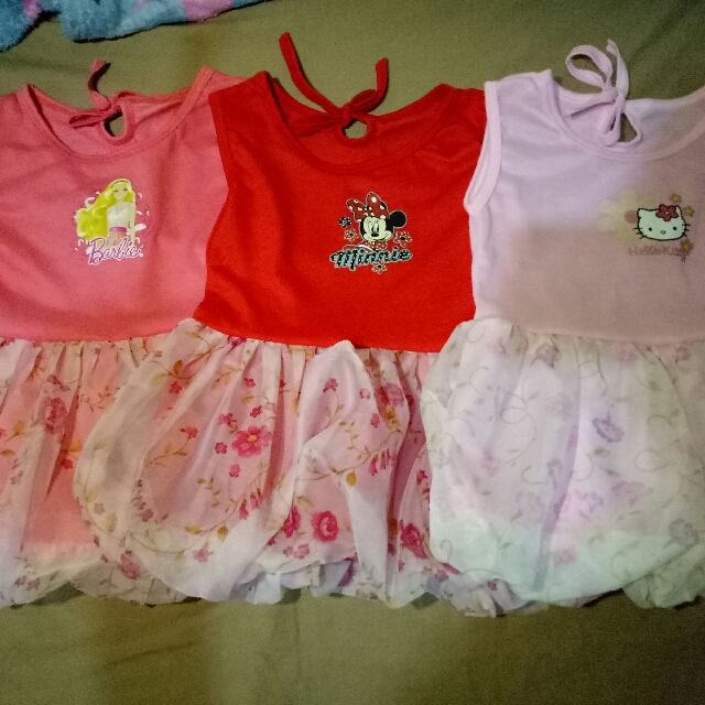 baby dress  3 for 170
