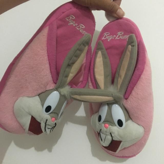 Bagz Bunny Sendal Rumah