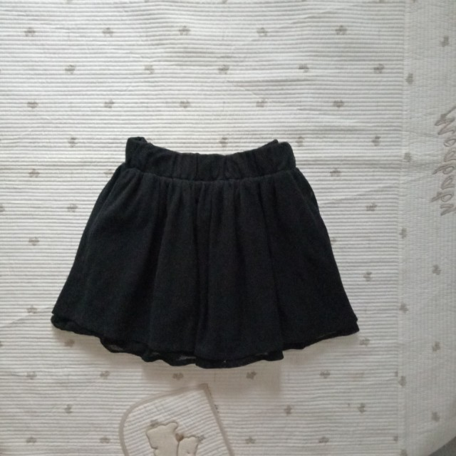 Baleno black skirt