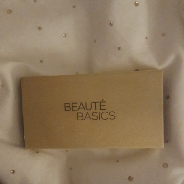 Beaute basics bronze essential palette
