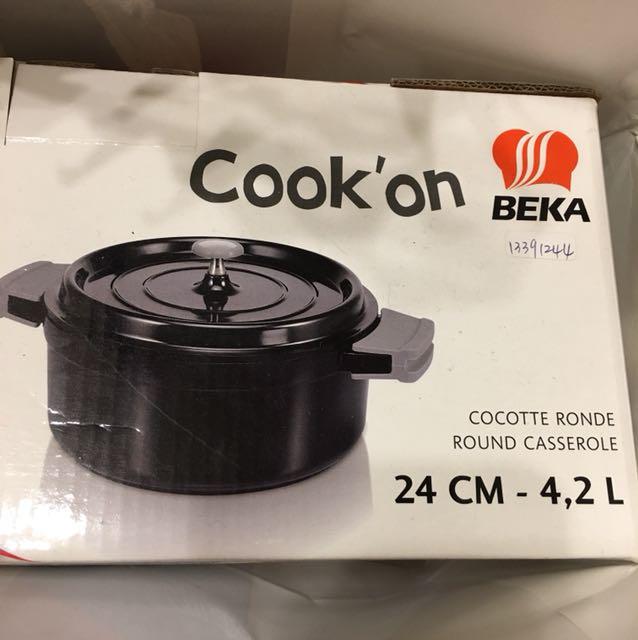 BEKA悠活燉煮鍋24吋