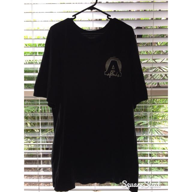 Black Afends Tee size XL