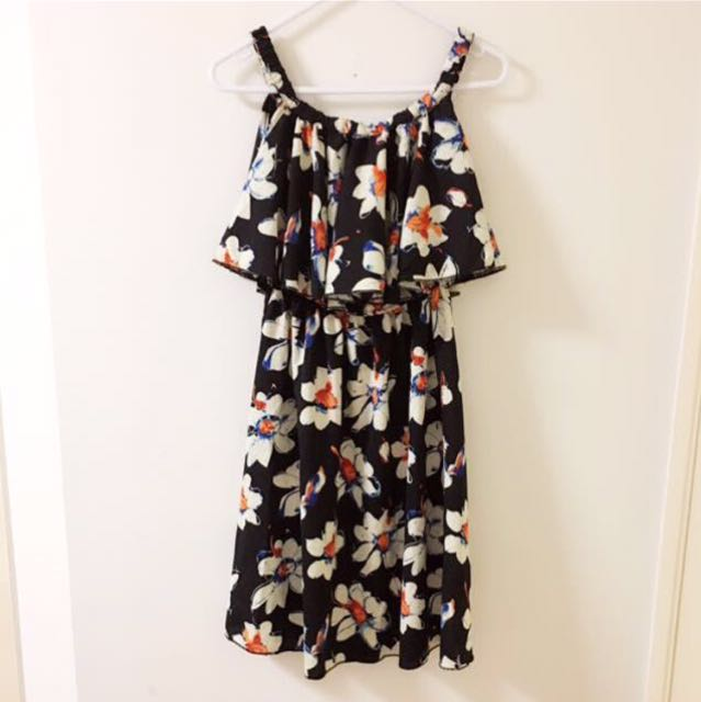 Brand new floral dress