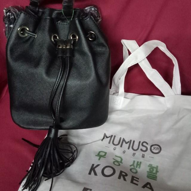 Bucket Backpack (Mumuso)