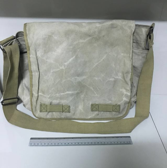 Camouflage Messenger Bag (FIXED PRICE!)