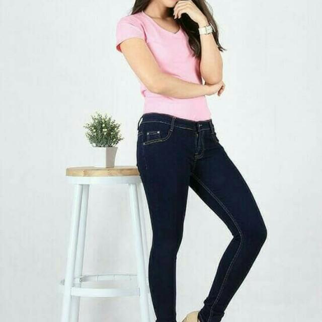 Celana jeans prada skinny