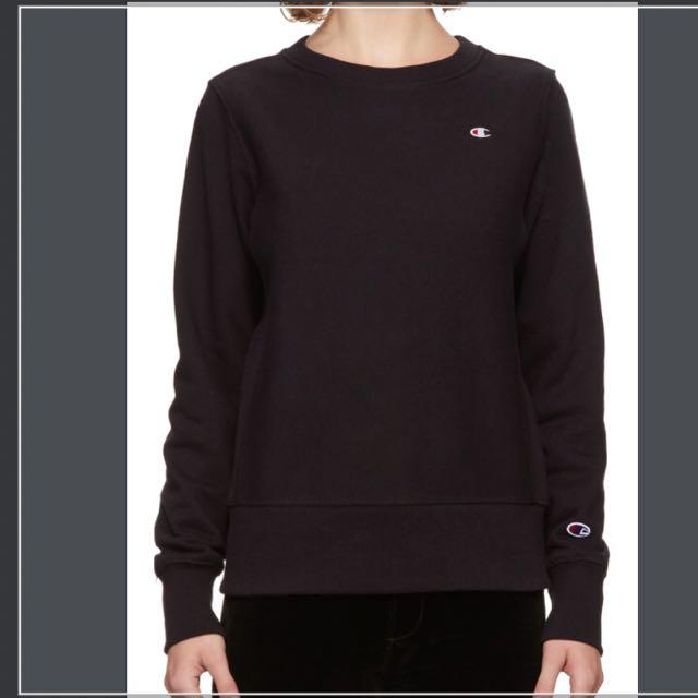 Champion Reverse Weave Sweatshirt - Size Small