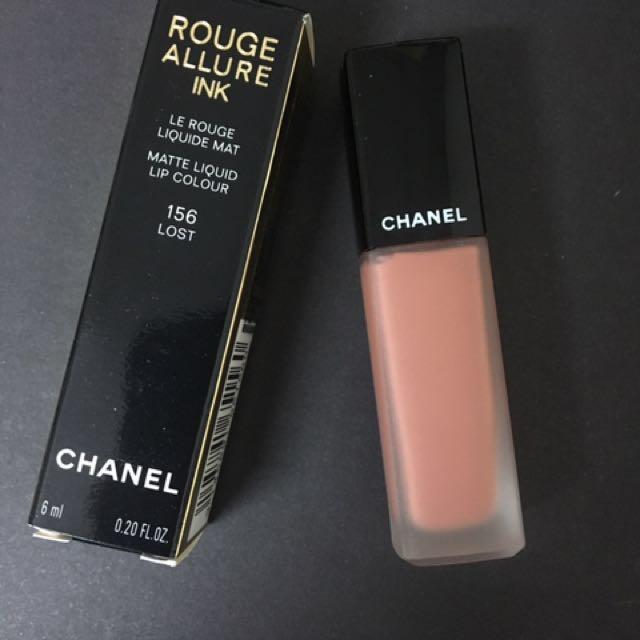 Chanel 超炫耀絲絨唇露