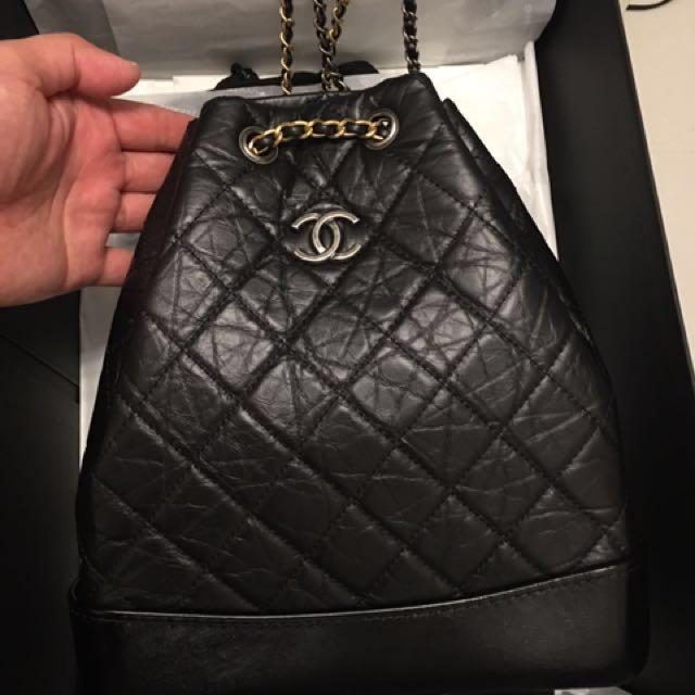 892cf033f02f Chanel Gabrielle Backpack (大size)