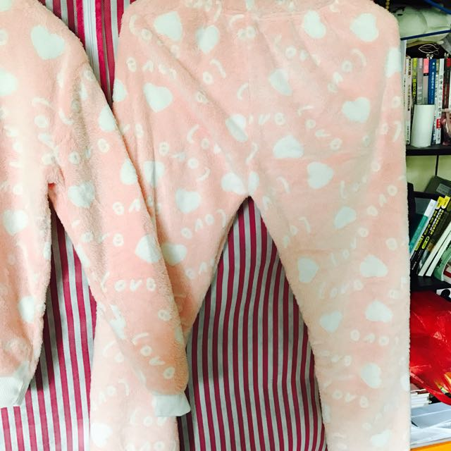 🎄Christmas Discount🎄warm cute pink pajamas suit comfortable