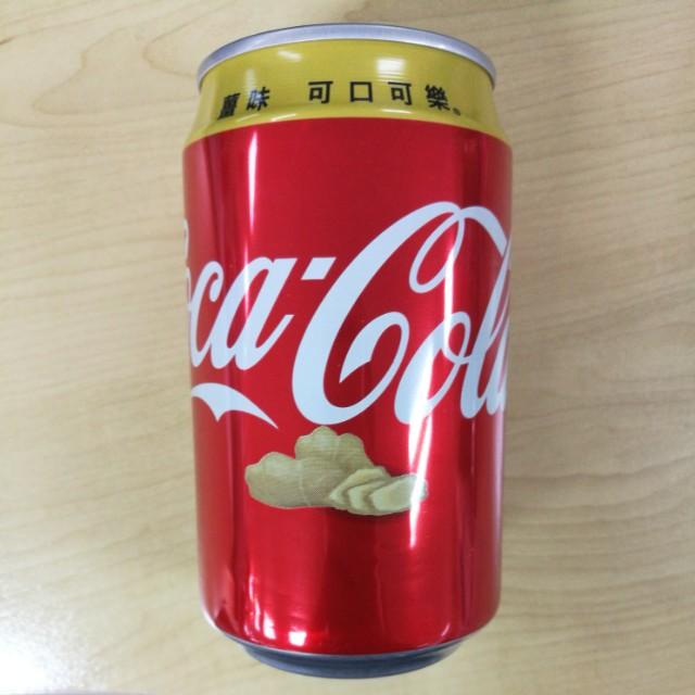 Coca Cola Ginger Special Edition 330ml