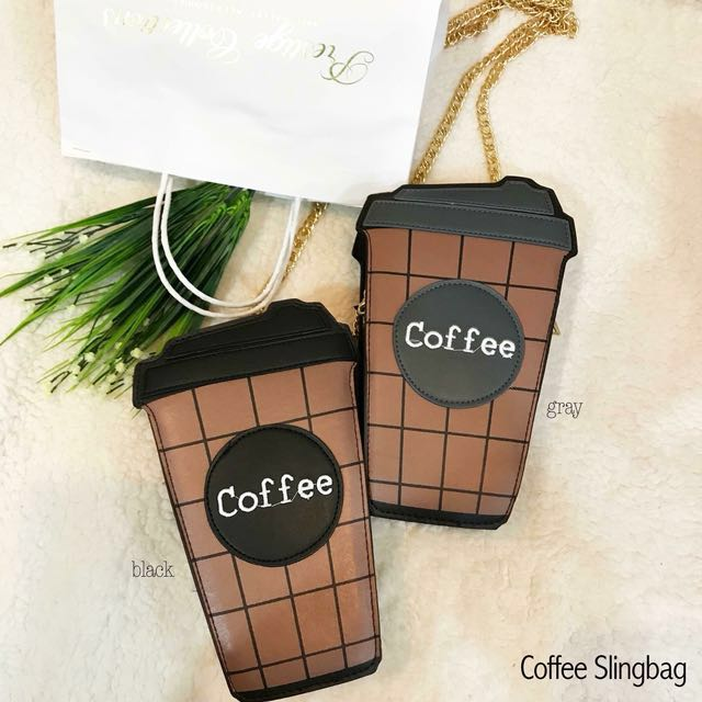 Coffee Sling bag