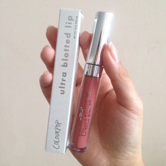 Colourpop Ultra Blotted Lip