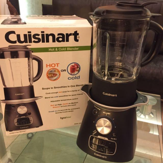 Cuisinart美膳雅冷熱多功能調理機