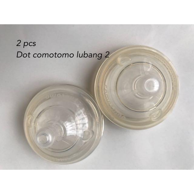 Dot comotomo 2 lubang