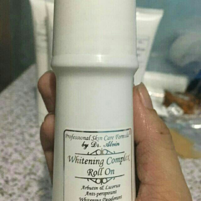 Dr. Alvin Under Arm Whitening Roll on