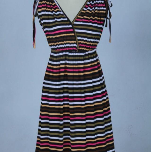 Dress Multi Color