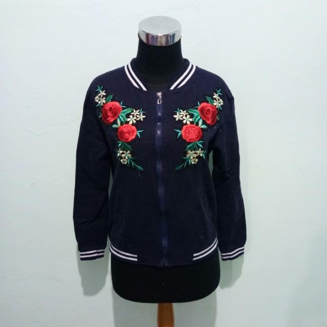 Embroid Jacket