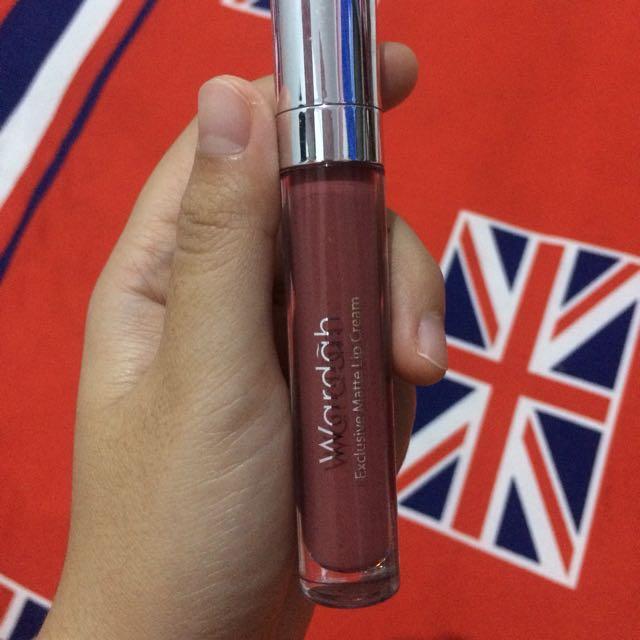 Exclusive Matte Lip Cream