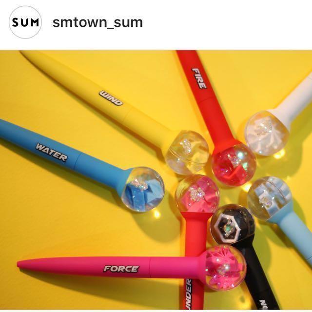 EXO Power Chen Pen - Xiumin sold