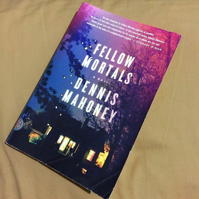 Fellow Mortals by Dennis Mahoney