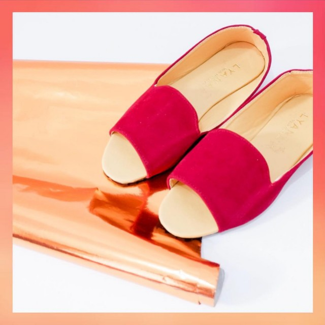 FLATSHOES DILLA RED!
