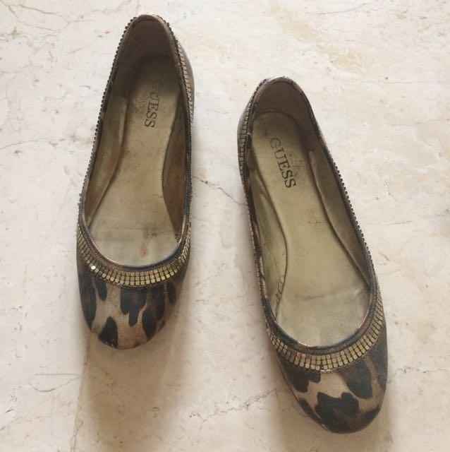 Flatshoes Leopard GUESS