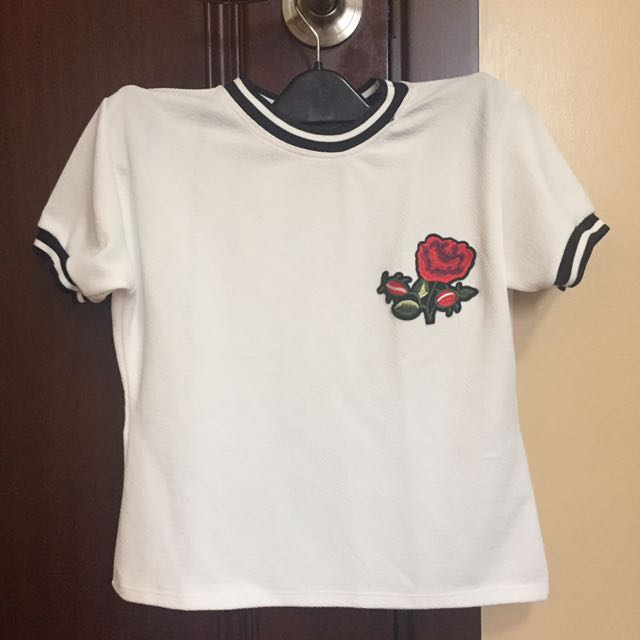 Flower Patch Top (Small)