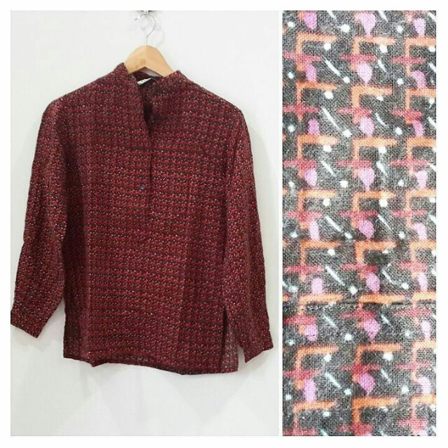 Formal blouse size S