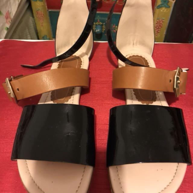 Furla sandals size 38