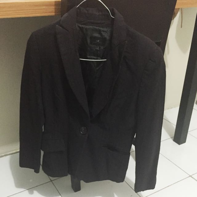 G2 Blazer Black label Size S