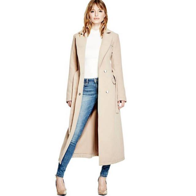Guess Harper Long Coat