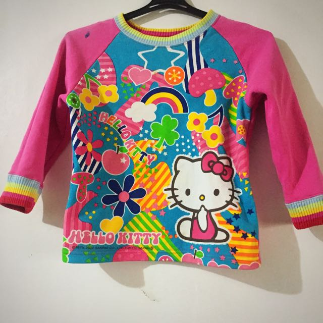 Hello kitty sweater for kids