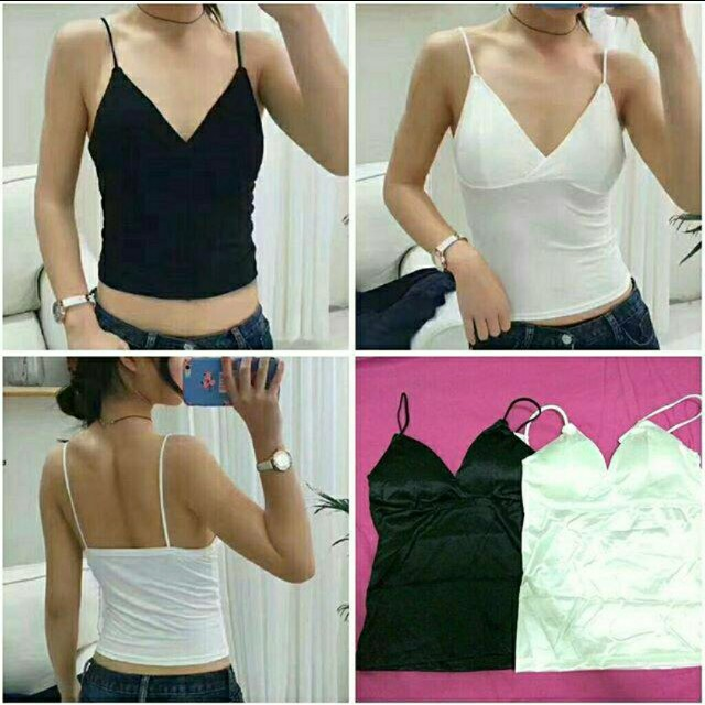 Hollywood Tanktop / Camisole Bralette JF