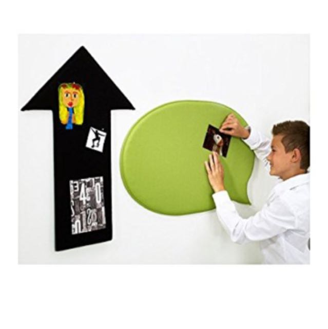 Ikea uppvisa notice boards