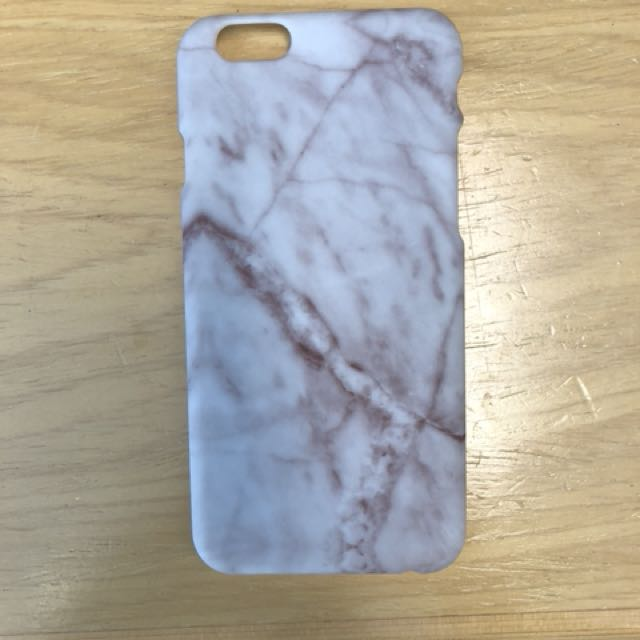 iPhone 6s marble case