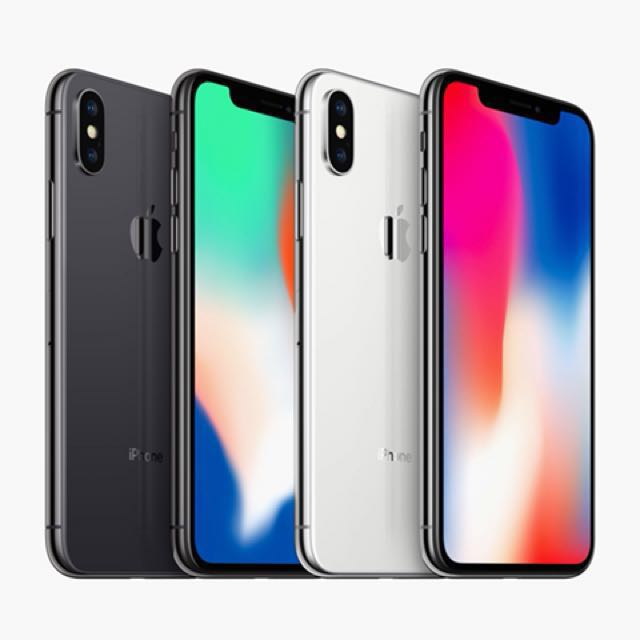 Iphone x 256G 全新公司貨 少量出清