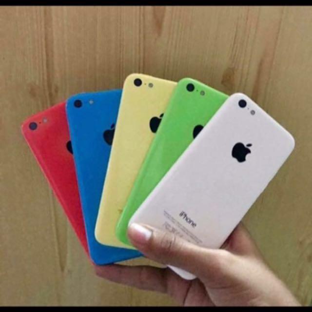 IPHONES (4g, 4s, 5, 5c, 5s)