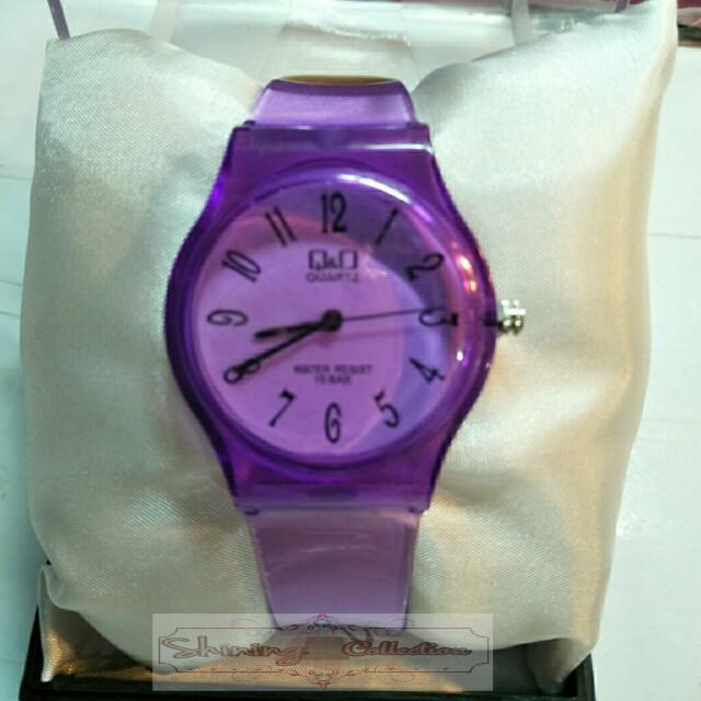 jam tangan fashion QQ