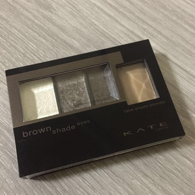 KATE eyeshadow palette