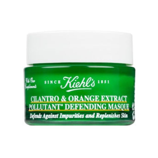 Kiehl's Cilantro and Orange Face Mask
